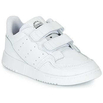 Sapatos Criança Sapatilhas adidas Originals SUPERCOURT CF I Branco