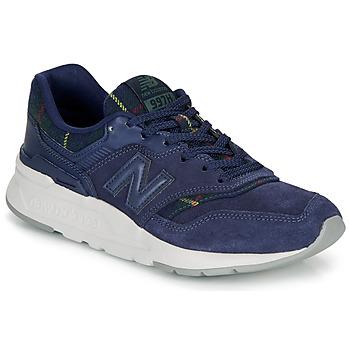 Sapatos Mulher Sapatilhas New Balance 997 Marinho