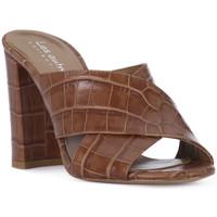 Sapatos Mulher Chinelos Priv Lab CUOIO KAIMAN Marrone