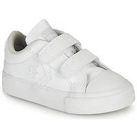 Sapatos Criança Sapatilhas Converse STAR PLAYER OX Branco