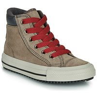 Sapatos Sapatilhas de cano-alto Converse CHUCK TAYLOR ALL STAR PC BOOT BOOTS ON MARS - HI Castanho