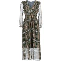 Textil Mulher Vestidos compridos Betty London LILIE-ROSE Verde / Multicolor