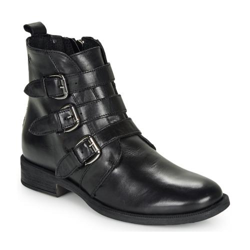 Sapatos Mulher Botas baixas Betty London LENA Preto