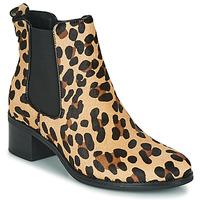 Sapatos Mulher Botins Betty London HASNI Leopardo