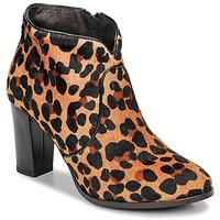 Sapatos Mulher Botins Betty London HENDA Castanho