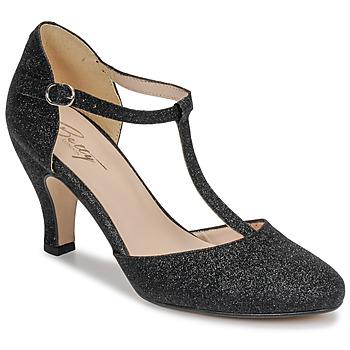 Sapatos Mulher Escarpim Betty London EPINATE Preto