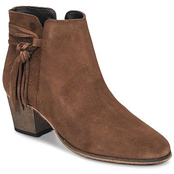 Sapatos Mulher Botins Betty London HEIDI Conhaque