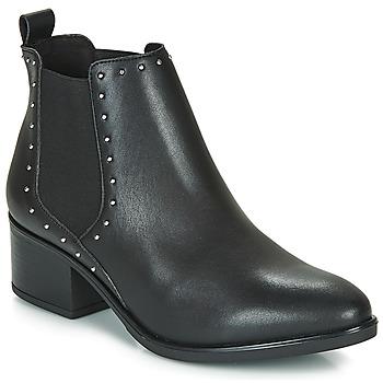 Sapatos Mulher Botas baixas Betty London LORYE Preto