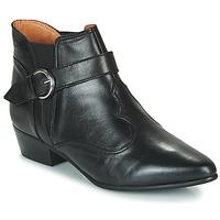 Sapatos Mulher Botas baixas Betty London LYDWINE Preto