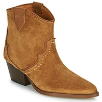 Sapatos Mulher Botins Betty London LOUELLA Camel