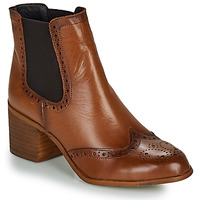 Sapatos Mulher Botins Betty London LARISSA Conhaque