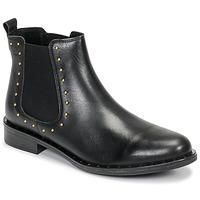 Sapatos Mulher Botas baixas Betty London LIZENN Preto