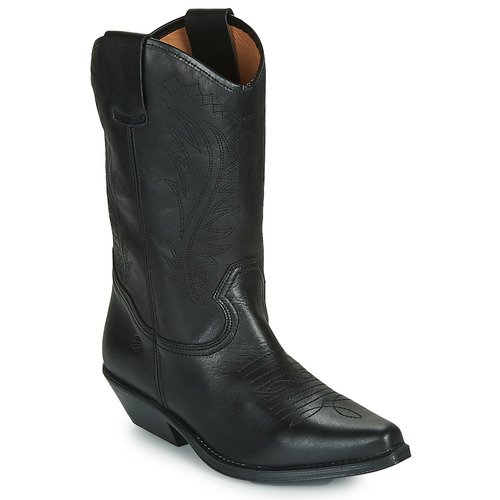 Sapatos Mulher Botas Betty London LOVA Preto