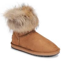 Sapatos Mulher Botas baixas Kaleo JADES Camel