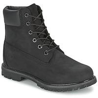 Sapatos Mulher Botas baixas Timberland 6IN PREMIUM BOOT - W Preto