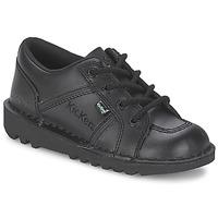 Sapatos Criança Sapatilhas Kickers KICK LOTOE Preto