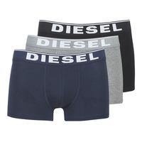 Roupa de interior Homem Boxer Diesel DAMIEN Cinza / Marinho / Preto