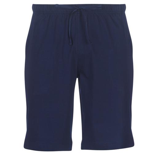 Textil Homem Shorts / Bermudas Polo Ralph Lauren SLEEP SHORT-SHORT-SLEEP BOTTOM Marinho
