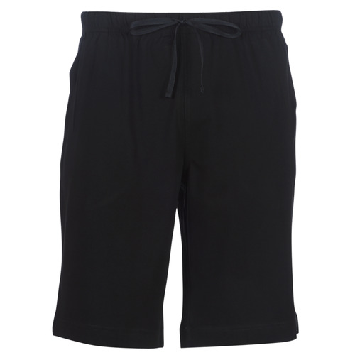 Textil Homem Shorts / Bermudas Polo Ralph Lauren SLEEP SHORT-SHORT-SLEEP BOTTOM Preto