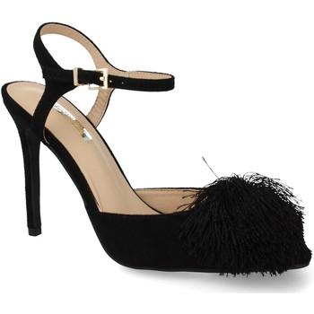 Sapatos Mulher Escarpim Buonarotti 1JB-19059 Negro