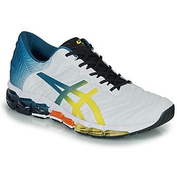 Sapatos Homem Sapatilhas Asics GEL-QUANTUM 360 5 Branco / Multicolor