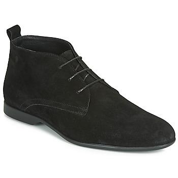 Sapatos Homem Botas baixas Carlington EONARD Preto
