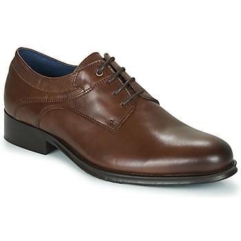 Sapatos Homem Sapatos Carlington LUCIEN Castanho