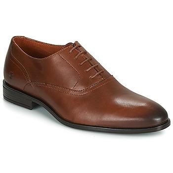 Sapatos Homem Richelieu Carlington LUDIVIEN Conhaque