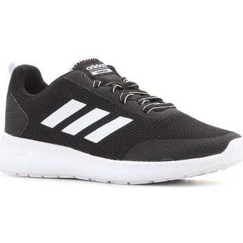 Sapatos Mulher Sapatilhas adidas Originals CF  Race W Branco, Preto