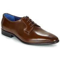 Sapatos Homem Sapatos Azzaro VICHE Castanho