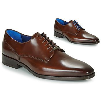 Sapatos Homem Sapatos Azzaro POIVRE Castanho