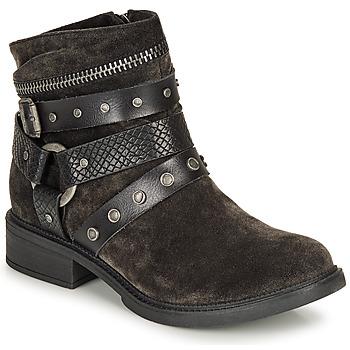 Sapatos Mulher Botas baixas Blowfish Malibu VIOLAH Preto