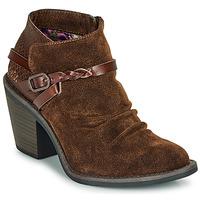Sapatos Mulher Botins Blowfish Malibu LAMA Castanho