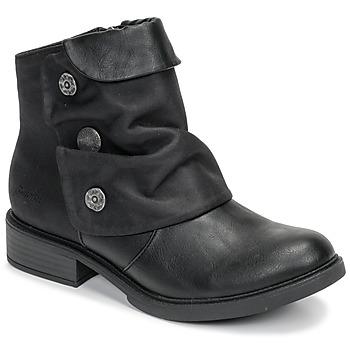 Sapatos Mulher Botas baixas Blowfish Malibu VYNN Preto