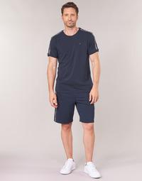 Textil Homem Shorts / Bermudas Tommy Hilfiger AUTHENTIC-UM0UM00707 Marinho