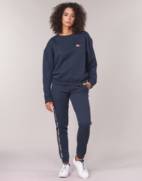 Textil Mulher Calças de treino Tommy Hilfiger AUTHENTIC-UW0UW00564 Marinho
