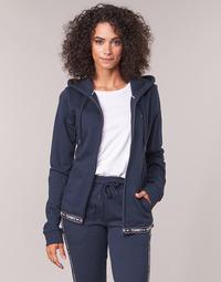 Textil Mulher Sweats Tommy Hilfiger AUTHENTIC-UW0UW00582 Marinho
