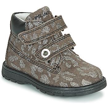 Sapatos Rapariga Botas baixas Primigi (enfant) ASPY 1 Cinza / Prateado