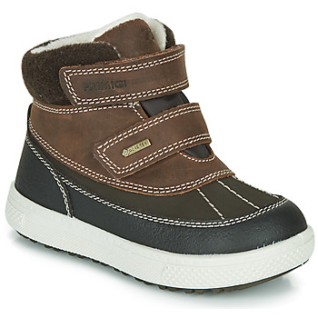 Sapatos Criança Botas de neve Primigi PEPYS GORE-TEX Castanho