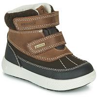 Sapatos Criança Botas baixas Primigi PEPYS GORE-TEX Castanho