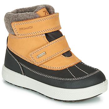Sapatos Criança Botas baixas Primigi PEPYS GORE-TEX Mel