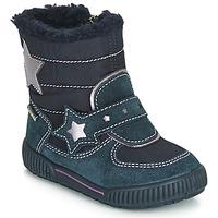 Sapatos Rapariga Botas de neve Primigi (enfant) RIDE 19 GORE-TEX Azul
