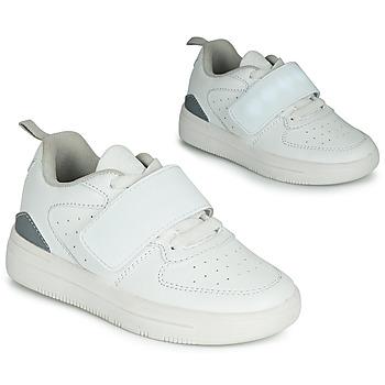 Sapatos Criança Sapatilhas Primigi INFINITY LIGHTS Branco