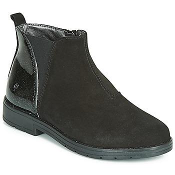 Sapatos Rapariga Botas baixas Primigi FANTASY ROYAL Preto