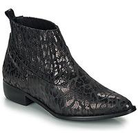 Sapatos Mulher Botas baixas Ippon Vintage GILL ARTY Preto
