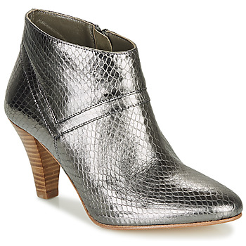 Sapatos Mulher Botins Ippon Vintage ELIT STEED Cinza / Metalizado