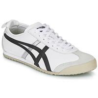 Sapatos Sapatilhas Onitsuka Tiger MEXICO 66 Branco / Preto