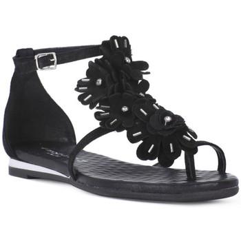 Sapatos Mulher Sandálias Sono Italiana CROSTA NERO Nero