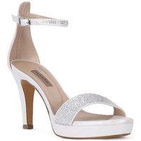 Sapatos Mulher Sandálias Albano LUX BIANCO Bianco