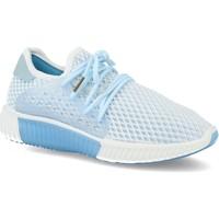 Sapatos Mulher Sapatilhas Suncolor AA611 Azul